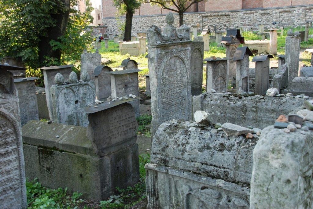 Cmentarz w Krakowie